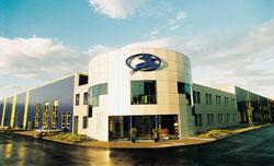 Sebring Firmengebäude